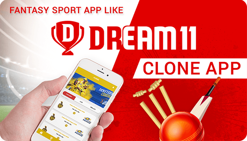 How To Develop Dream11 Fantasy Clone Application?